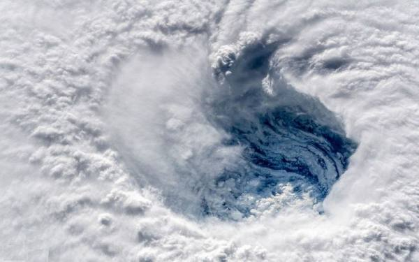 تصاویر طوفان