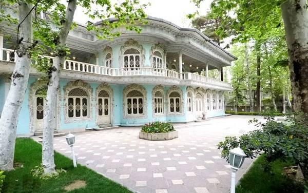 موزه ساعت ایران