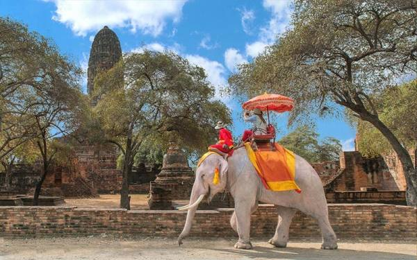 جاذبه های تایلند