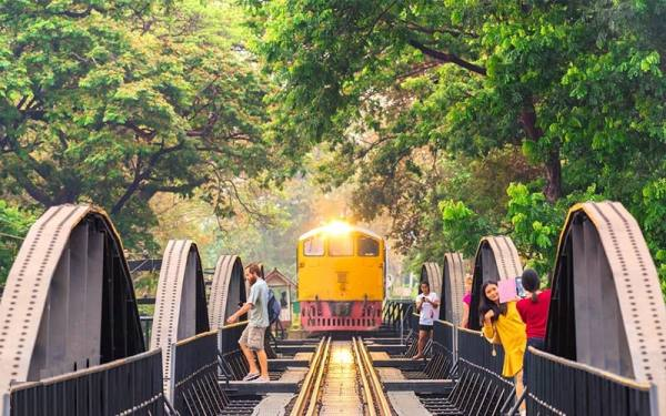 مناطق گردشگری تایلند