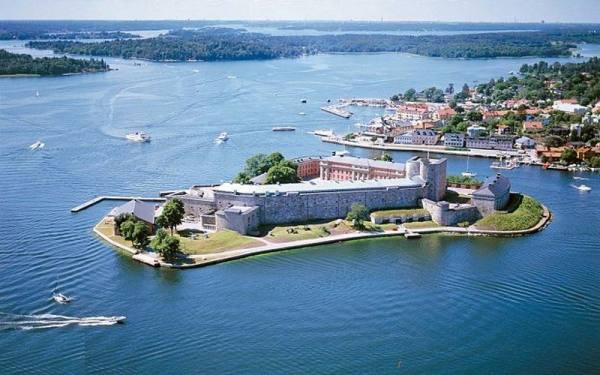 جزیره وکسهلم | Vaxholm