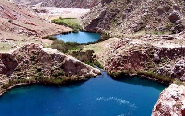 چشمه آب گرم دلفان