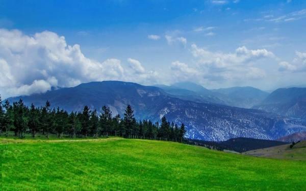 طبیعت استان مازندران