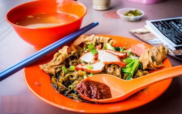 وان تان می | Wan Tan Mee
