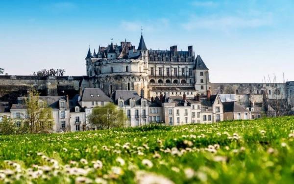 قصر دامبواز | Chateau d'Amboise