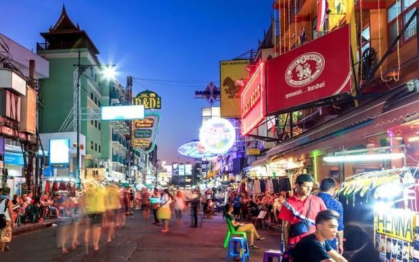 برنامه سفر به بانکوک