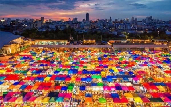 تور لحظه آخری بانکوک
