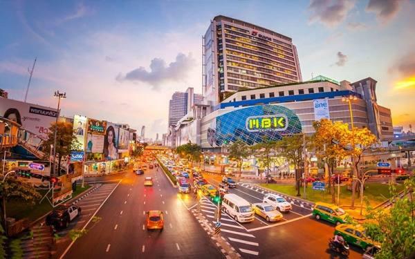 ناحیه سیام | the Siam area