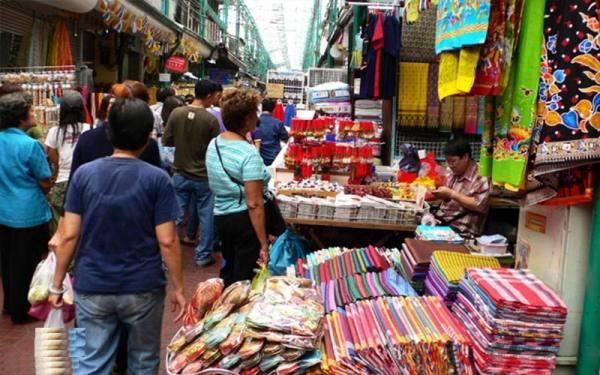 بازار شبانه پاتپونگ
