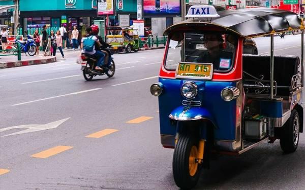 سیستم حمل و نقل بانکوک