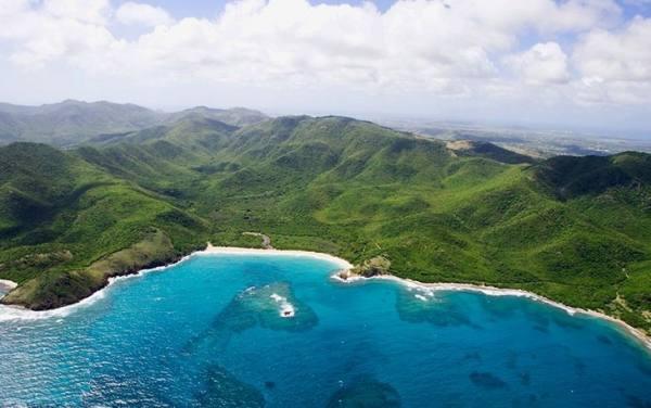 سواحل منطقه کارائیب