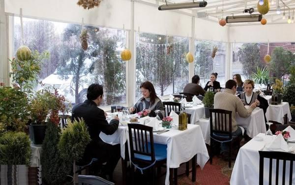 رستوران بالیکچی صاباحاتین | Balıkçı Sabahattin