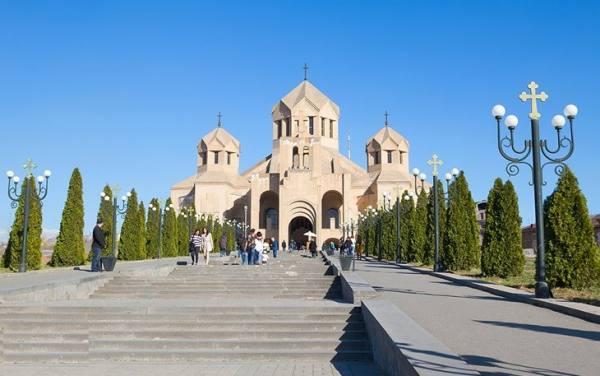 کلیسای جامع سنت گریگور روشنگر