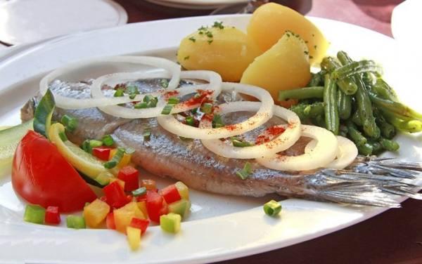 شاه ماهی بالتیک   Baltic Herring