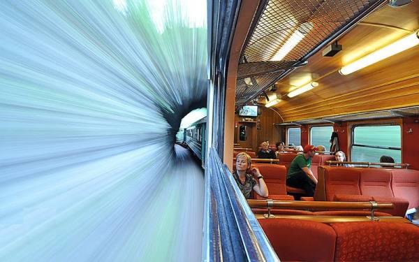 دلایل سفر با قطار