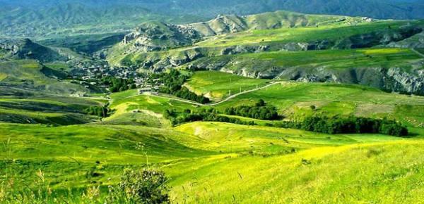 جاذبه های شهر اردبیل
