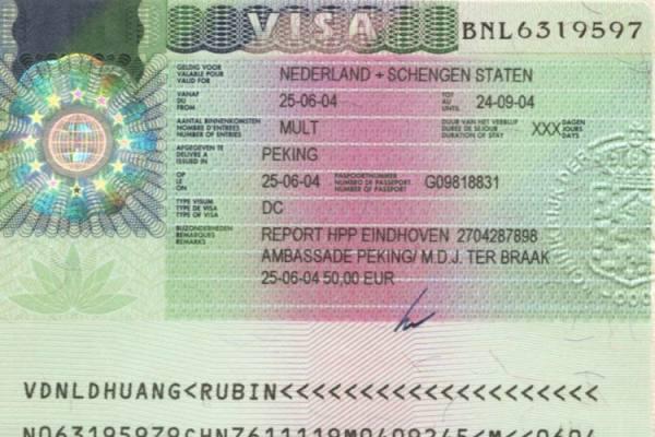 اخذ ویزا شینگن