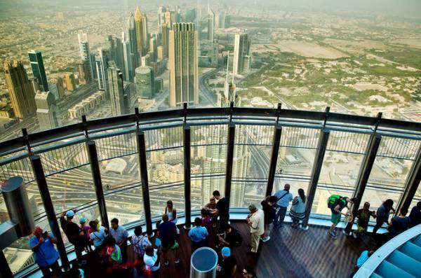 هتل برج خلیفه دبی