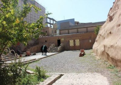 Tabriz Iron Age museum