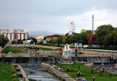 Introducing Maraqeh City