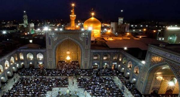 مقاصد سفر در عید