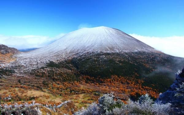 کوه آساما | Mount Asama