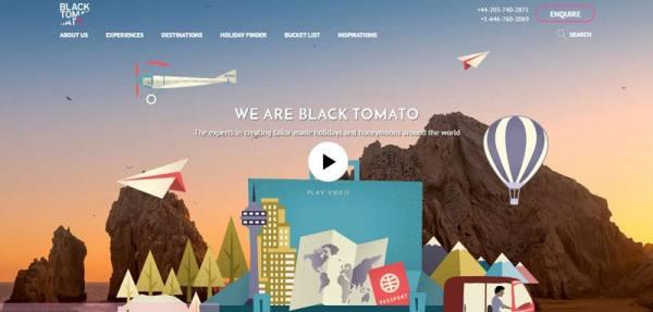 سایت های گردشگری جهان