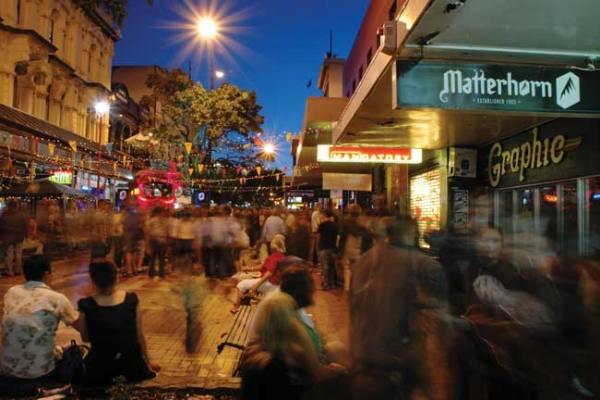 Zealand's Capital City