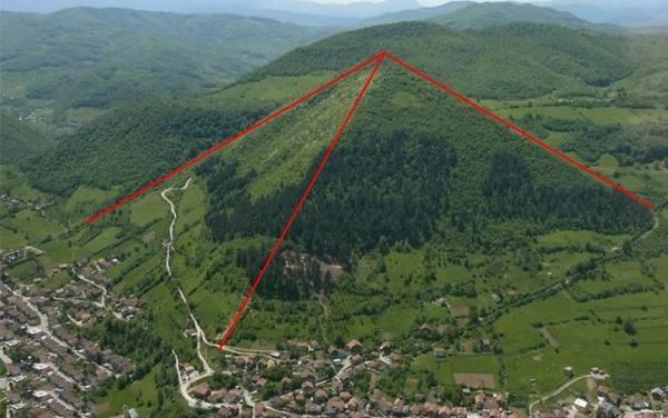 اهرام ۳۰۰۰۰ ساله بوسنی