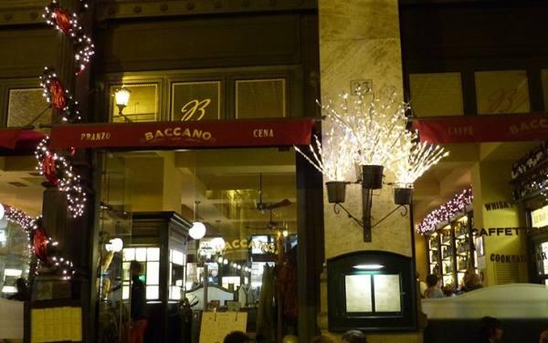رستوران | I Vicini Bistrot