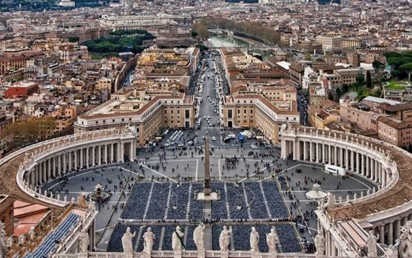 جاذبه های گردشگری شهر رم