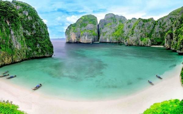 جاذبههای کرابی تایلند