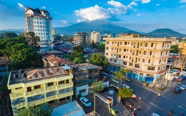شهرهای تانزانیا