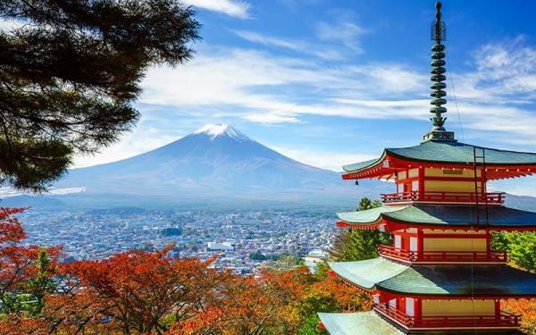 جاذبه های ژاپن