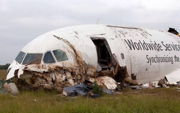 نقص فنی هواپیما