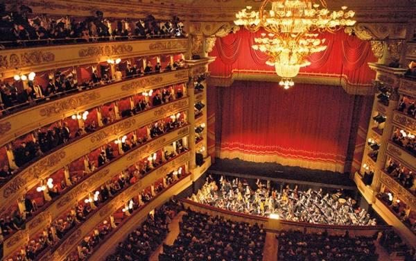 سالن اپرا آلا اسکالا