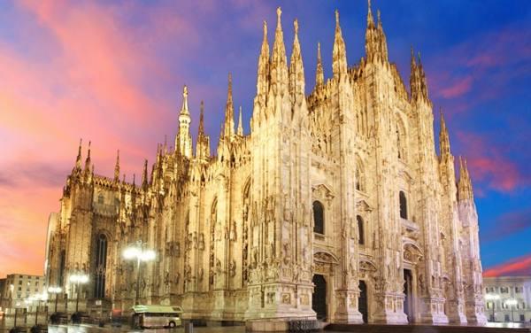 کلیسای جامع میلان | Milan Cathedral Duomo