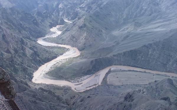 رودخانه های کردستان