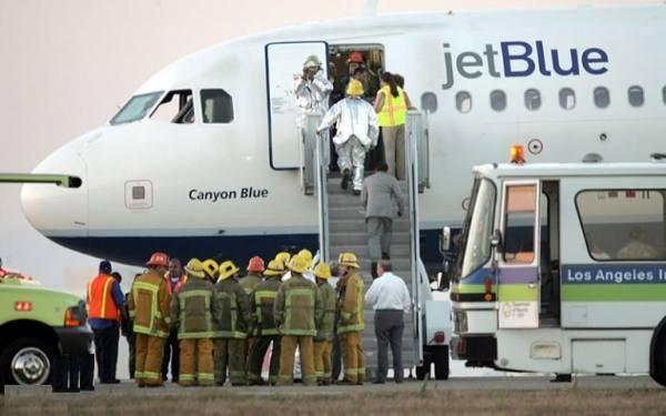 حوادث هواپیما