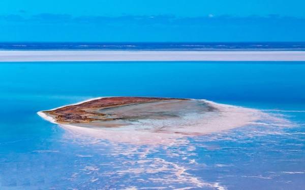 دریاچه کتی تاندا ایر | Kati Thanda Lake Eyre
