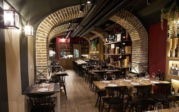 رستوران های پیشنهادی در میلان