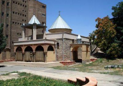 Churches of Tabriz