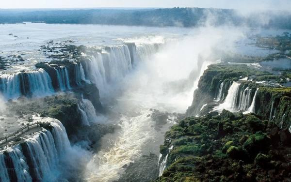 آبشار ایگوازو | Iguazu Falls