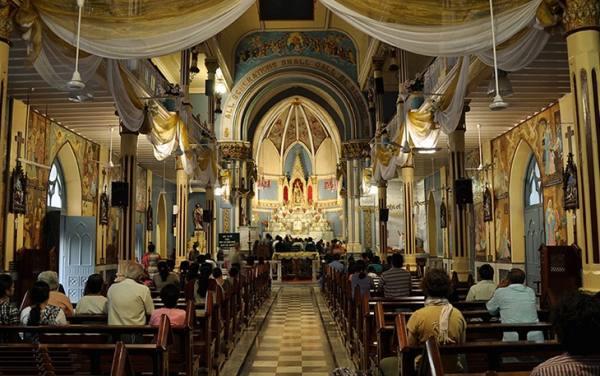 کلیسای کوه مریم |Mount Mary Church