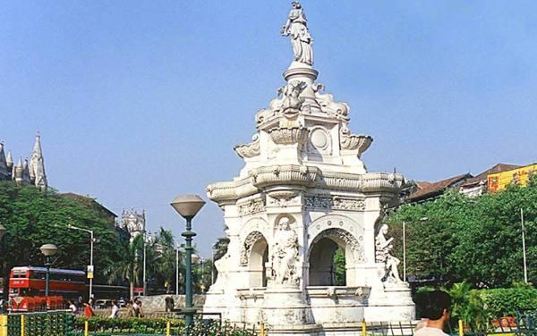 مجسمه فلورا فانتین |Flora Fountain