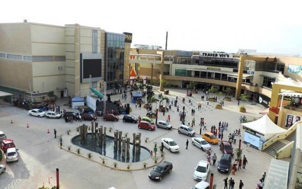 مراکز خرید در شهر بمبئی