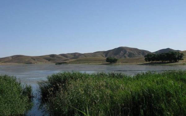 تالاب قوریگل آذربایجان شرقی
