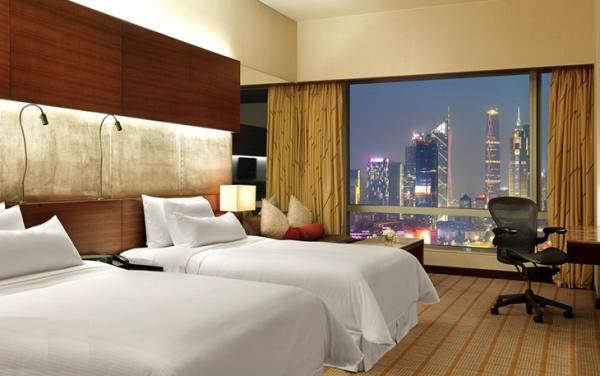 هتل وستین گوانجو |The Westin Guangzhou