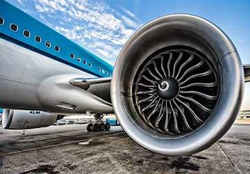 نکاتی در مورد موتور هواپیما