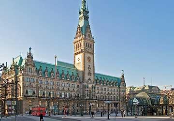 جاذبه های گردشگری هامبورگ